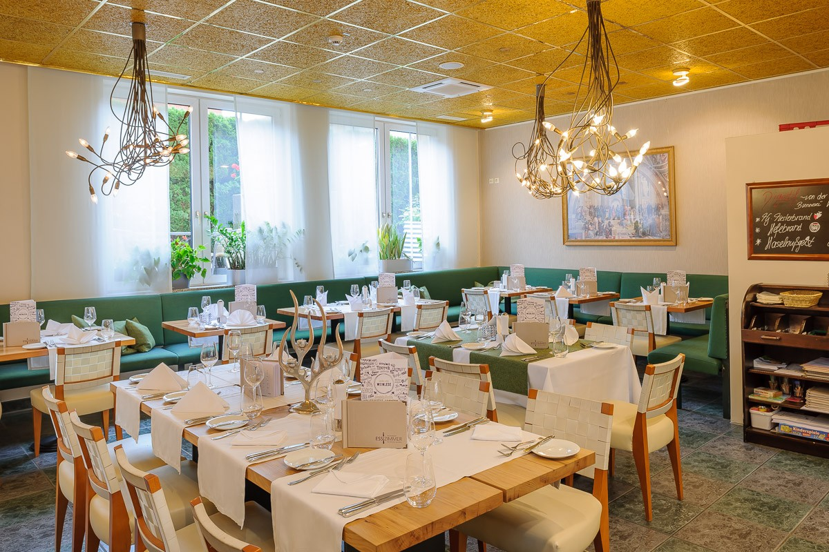 Mercure Hotel Restaurant Esszimmer Regensburg